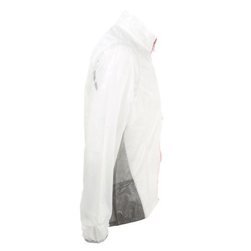 モンベル(mont-bell) EXライト ウインドバイカー Men's メンズ 男性用 長袖ジャケット ウインドブレーカー 自転車ウエア 1130413 WT(Men's)