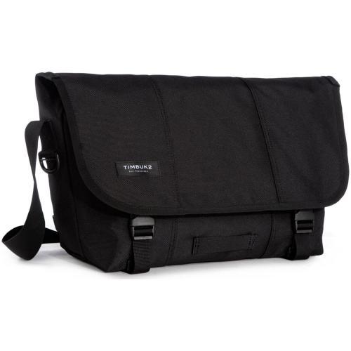ティンバックツー(Timbuk2) Classic Messenger Bag クラッシックメッセンジャー M 110846114 JET BLACK(Men's、Lady's)