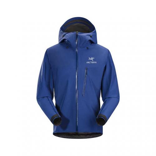 アークテリクス(ARC'TERYX) ALPHA SL JACKET メンズ ハードシェルジャケット L06811000-CORVO BLUE(Men's)