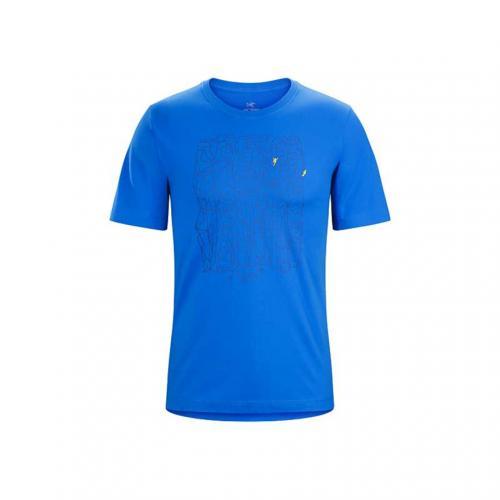 BLOCK SS T-SHIRT M メンズ 半袖Tシャツ L06866400-RIGEL