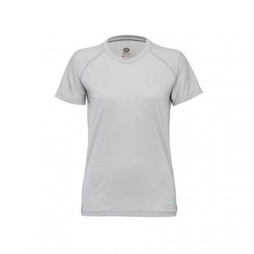 マーモット(Marmot) W's Sunscreen H/S Crew 半袖Tシャツ MJT-S7574W GSTM(Lady's)