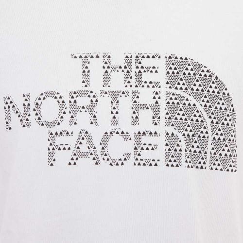 ノースフェイス(THE NORTH FACE) 別注 S/S TRIANGULAR LOG メンズ 半袖Tシャツ NT31703X W(Men's)