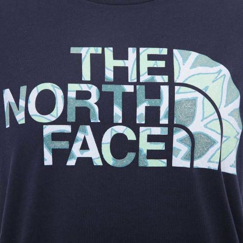 ノースフェイス(THE NORTH FACE) 別注 S/S PSYCHED LOGO T レディース 半袖Tシャツ NTW3702X UN(Lady's)