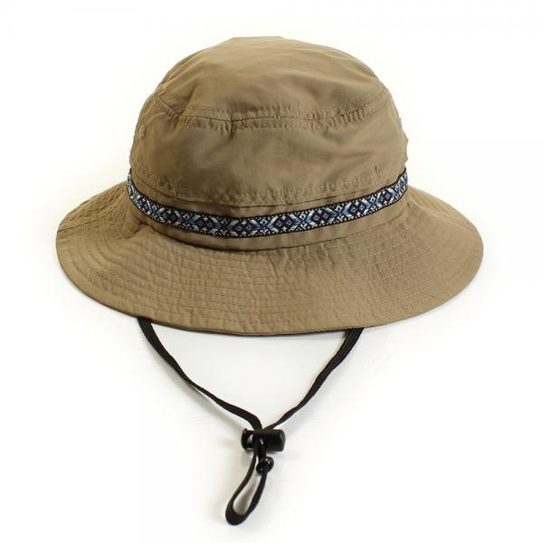 ホールアース(Whole Earth) チロリアンテープJrハット WES17K03-7108 BEG 帽子(Men's、Lady's)