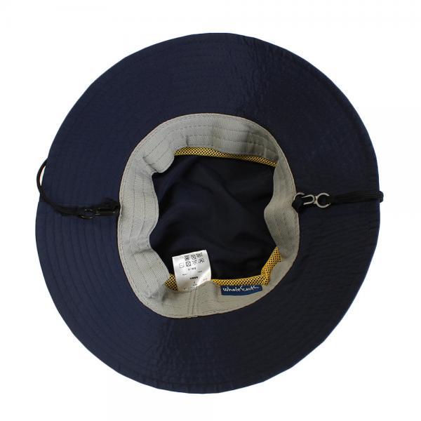 ホールアース(Whole Earth) チロリアンテープJrハット WES17K03-7108 NVY 帽子(Men's、Lady's)