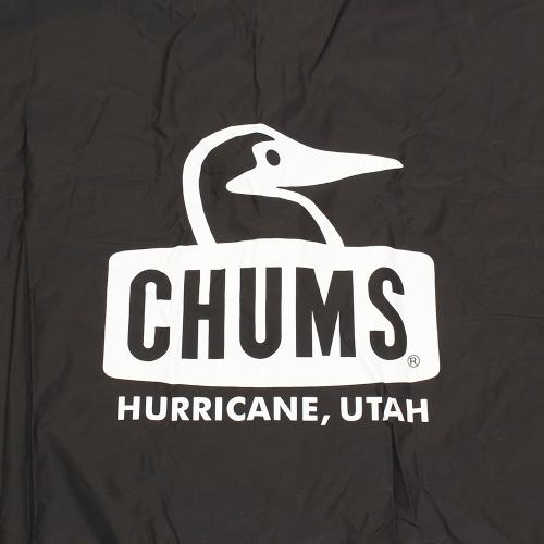 チャムス(CHUMS) ブービーフェイス レインポンチョ CH14-1064-K001-04(Lady's)