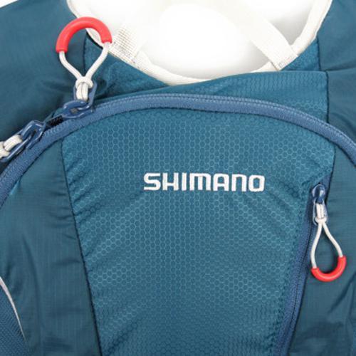 シマノ(SHIMANO) R-8 自転車 リュック バッグ EBGDPMBPW08US0 レジオンブルー(Men's、Lady's)