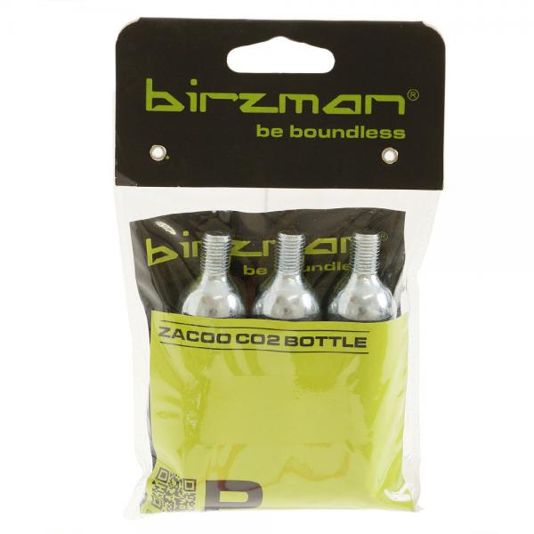 アキワールド(AKI WORLD) Birzman バーズマン ZACOO CO2 SET BOTTLE 自転車 ボトル PP-BR-008(Men's、Lady's)