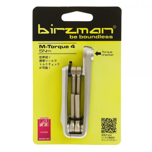 アキワールド(AKI WORLD) Birzman バーズマン M-TORQUE 4 ツール TL-BR-230(Men's、Lady's)