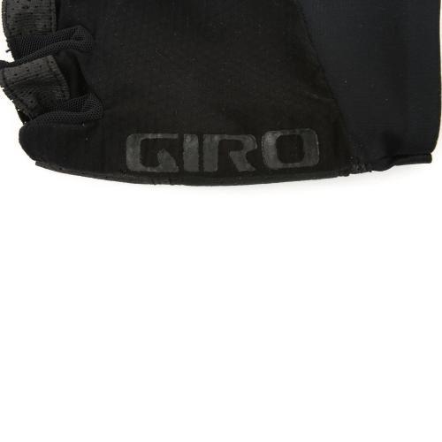 ジロ(giRo) ZERO CS サイズ:LL メンズ レディース 男女兼用 自転車 ショートフィンガーグローブ 35-3037075857 BLACK(Men's、Lady's)
