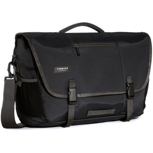 ティンバックツー(Timbuk2) Commute Laptop TSA-Friendly Messenger Bag 208-4-6114 Jet Black(Men's、Lady's)