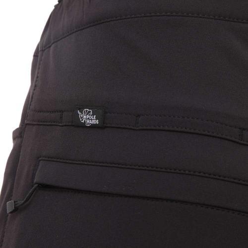 ポールワーズ(POLEWARDS) MENS STRETCH TREKKING PANT メンズ トレッキングパンツ PWP7S4085M BLK(Men's)