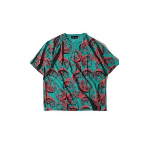 アールディーズ(ALDIES) MILLOR BALL BIG T メンズ 半袖Tシャツ A1015917 GREEN(Men's)
