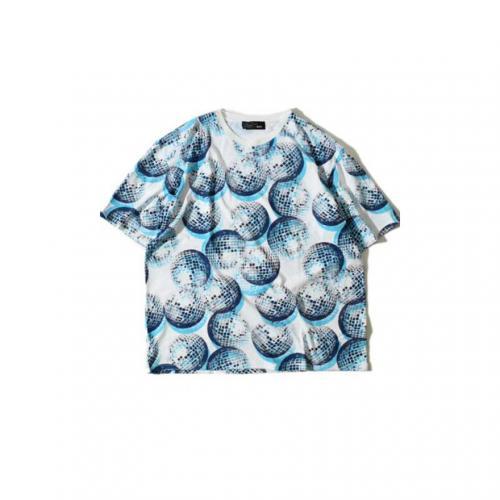 アールディーズ(ALDIES) MILLOR BALL BIG T メンズ 半袖Tシャツ A1015917 WHITE(Men's)