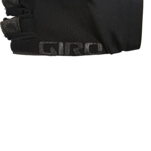ジロ(giRo) ZERO CS サイズ:L 男女兼用 サイクリング ショートフィンガーグローブ 自転車 35-3037075856 BLACK(Men's、Lady's)