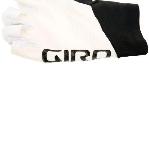 ジロ(giRo) ZERO CS サイズ:L 男女兼用 サイクリング ショートフィンガーグローブ 自転車 35-3037075876 WHITE(Men's、Lady's)