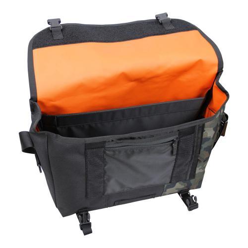 ティンバックツー(Timbuk2) Classic Messenger Bag クラシックメッセンジャー S 1108-2-1138 JetBlack/Camo(Men's、Lady's)