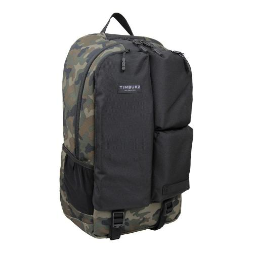 ティンバックツー(Timbuk2) Showdown Laptop Backpack ショウダウン 346-3-1138 JetBlack/Camo(Men's、Lady's)