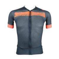 <LOHACO> カステリ(Castelli) CLIMBERS2.0 JERSEY FZ クリンバー2.0ジャージーFZ メンズ 男性用 自転車 半袖ウェア 17016-082 MIDNIG(Men's)画像