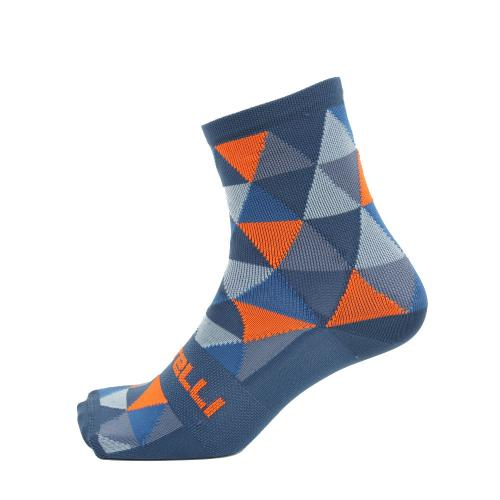 カステリ(Castelli) FAUSTO SOCK 17037-940 MULTIC ソックス(Men's、Lady's)