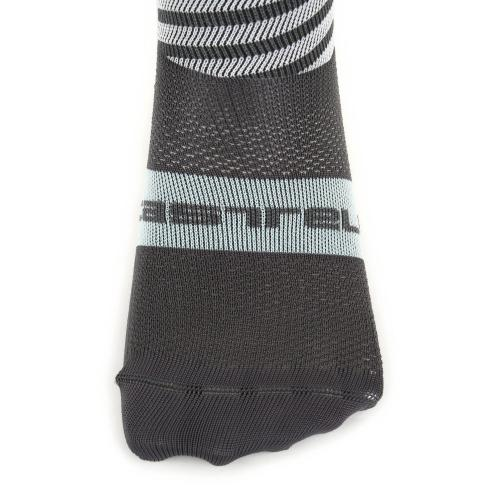 カステリ(Castelli) Free Kit 13 ソックス メンズ レディース 男女兼用 自転車 靴下 17039-009 ANTHRA(Men's、Lady's)