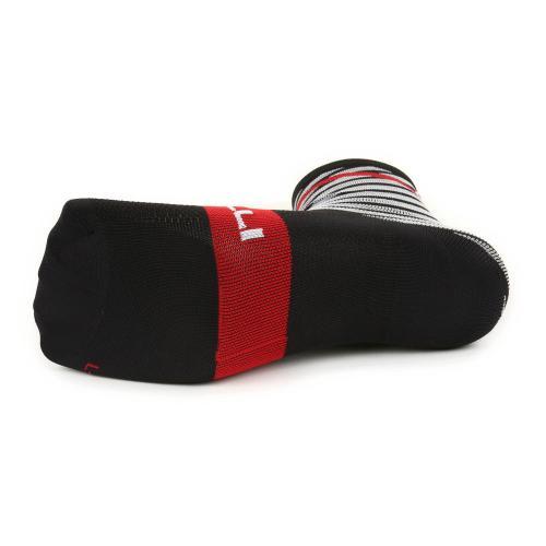 カステリ(Castelli) Free Kit 13 ソックス メンズ レディース 男女兼用 自転車 靴下 17039-010 BLACK(Men's、Lady's)