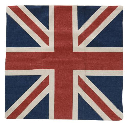 メーカーブランド(BRAND) クッションカバー イギリス 25351 イギリス(Men's、Lady's、Jr)