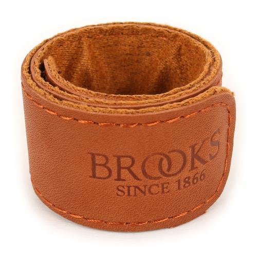 ブルックス(BROOKS) TROUSER STRAP パンツ ズボン アンクルバンド トランザー裾汚れ防止ストラップ 90-7001100049 HONEY