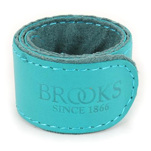 ブルックス(BROOKS) TROUSER STRAP パンツ ズボン アンクルバンド トランザー裾汚れ防止ストラップ 90-7001100023 TURQUOISE
