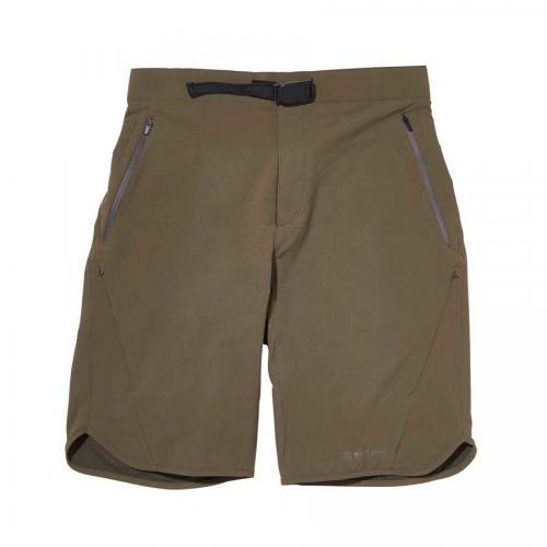 スノーピーク(snow peak) DWRコンフォートショーツ DWR Comfort Shorts PA-16AU0060OL メンズ ショートパンツ(Men's)