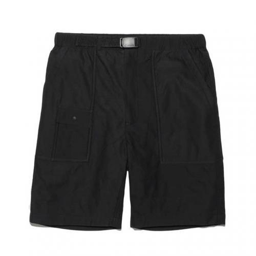 スノーピーク(snow peak) フレキシブルインサレーションショーツ FlexibleInsulated Shorts SW-17SU0160BK メンズ ショートパンツ(Men's)