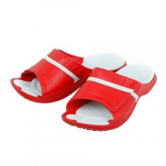 クロックス(crocs) ModiSportSlide RED #204144-6NC(Lady's)