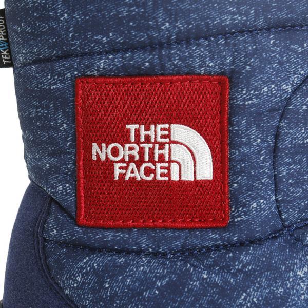 ノースフェイス(THE NORTH FACE) ヌプシブーティーウォータープルーフ V ロゴウェア NF51784 DN(Men's)