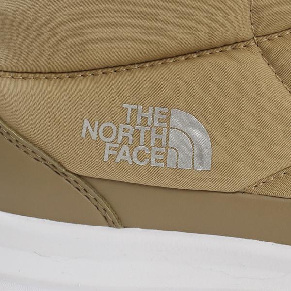 ノースフェイス(THE NORTH FACE) ヌプシブーティーライト3 ウォータープルーフショート ブーツ NF51790 SW(Men's、Lady's)