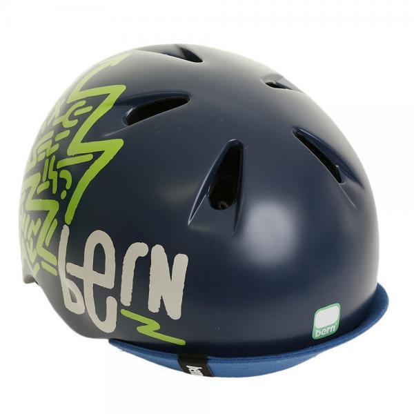 バーン(BERN) Nヘルメット INO BE-VJBMNZV-12(Jr)