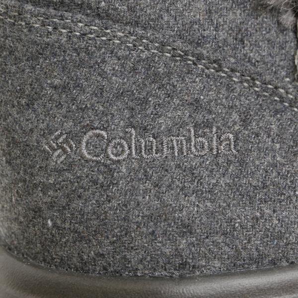 コロンビア(Columbia) ベアフットマウンテン 17 ウォータープルーフ(Bearfoot Mountain 17 Waterproof) YU3909 030(Lady's)