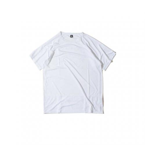 メーカーブランド ELDORESO エルドレッソ OMNI PK T メンズ ランニングウエア E1000517 WHITE(Men's)