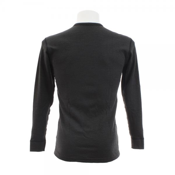 ミズノ(MIZUNO) ブレスサーモ ウールヘビーウエイトクルーネック長袖シャツ A2JA-551708(Men's)