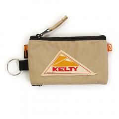 ケルティ(KELTY) DICK FES POUCH 2592171 SAND/NAVY ポーチ