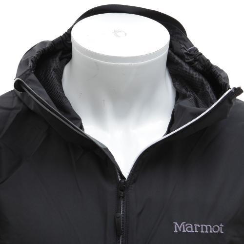 マーモット(Marmot) COMFY SHELL JACKET MJJ-F7013 BLK(Men's)