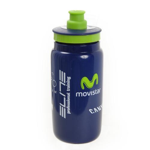 エリート(ELITE) BOTTOLE ボトル FLY TEAM BOTTLE フライチームボトル 2017 550ml サイクリング 2030001144715 MOVISTAR