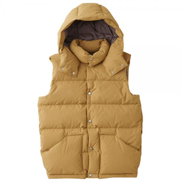 ノースフェイス(THE NORTH FACE) CAMP Sierra Vest ND91638 BK(Men's)