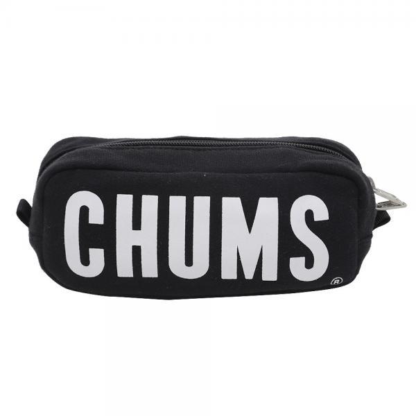 チャムス(CHUMS) Boat Logo Pouch SW CH60-2419-K001-00(Men's、Lady's)