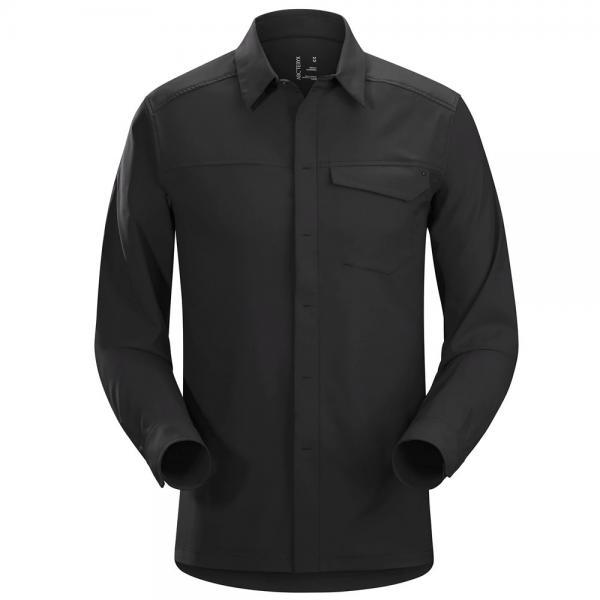 アークテリクス(ARC'TERYX) Skyline LS Shirt L06854800-Black(Men's、Lady's)
