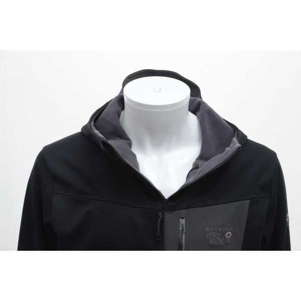 マウンテンハードウェア(MOUNTAIN HARDWEAR) ドラゴンフーデッドジャケット OM7148 010(Men's)