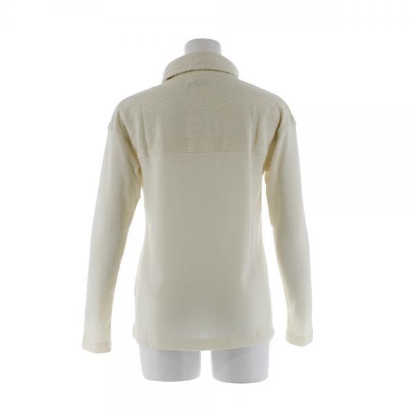 フォックスファイヤー(Foxfire) TSケーブルハイネック 長袖Tシャツ 8115735-002(Lady's)