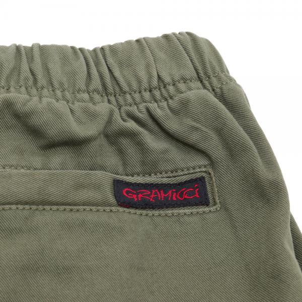 グラミチ(GRAMICCI) LOOSE TAPERED PANTS GUP-17F001 OLIVE(Lady's)