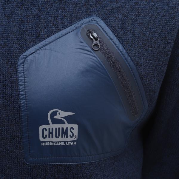 チャムス(CHUMS) Parakeet Zip PK 【エルブレス&チャムス直営店限定】 CH00-1106 H/Navy(Men's)