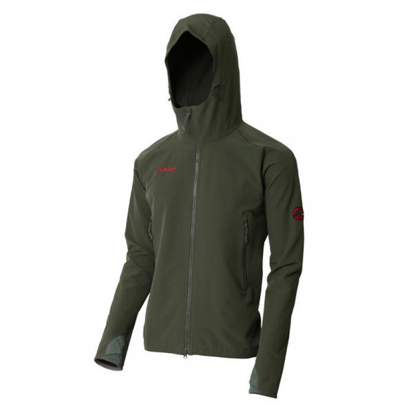 マムート(MAMMUT) CLIMB Light Hooded Men 1010-23000-4994-115 1010-23000-4994-115(Men's)