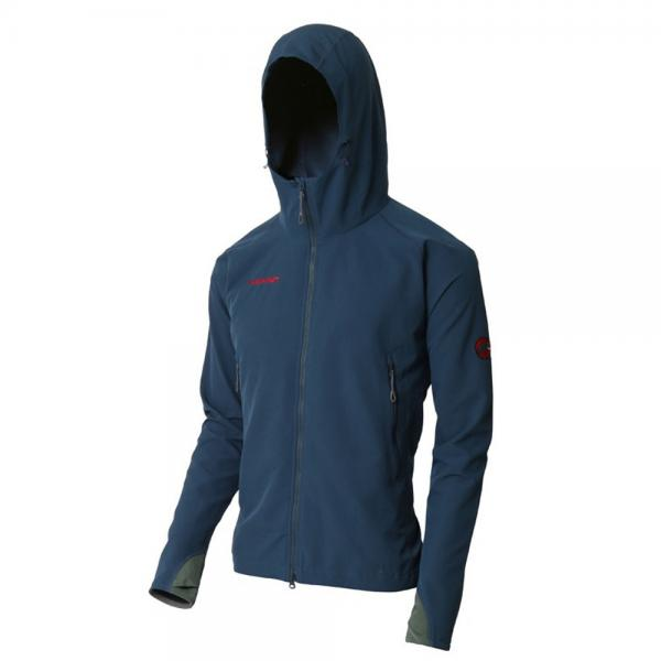 マムート(MAMMUT) CLIMB Light Hooded Men 1010-23000-5325-113 1010-23000-5325-113(Men's)
